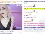 Pumpkinspice asks for suicide girl opportunity