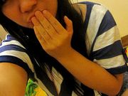 Asian Teen Holly Likes to Finger From Behind.