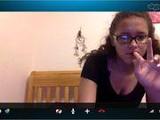 Tooquteforyou Skype video