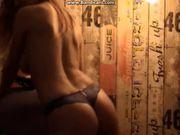 CecyBee topless teasing