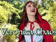 Veronica Chaos - Littlle Red Ridinghood Puppet Fuck
