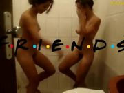 Friends sharing the fun