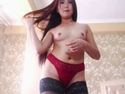 new Asian ChenDu topless dance