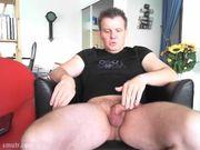 Massage with cumhot
