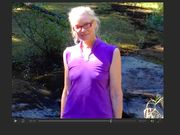 Amateur Joanne Cruise - Pokie Nipples in the park