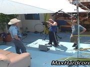 Lain Oi and Max Hardcore Failed Scene