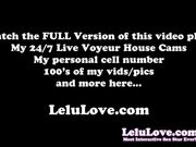 Lelu Love - sucking & fucking better than your wife
