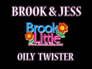 Brook Little & Jess - oily twister
