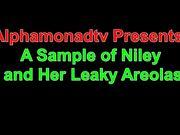 Niley - leaky areolas lactation special