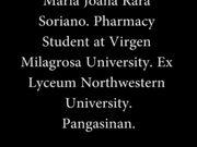 Filipina PInay Scandal Maria Joana Rara Soriano piss