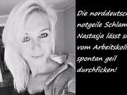 Nastasja Prinz - Horny Outdoorfuck with her Coworker