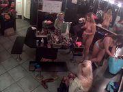 Strip Club Dressing On Hidden Cam