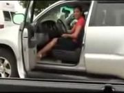 La Esposa En El Estacionamiento