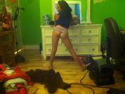 biancasmils twerking on cam 2