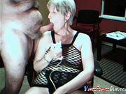 Granny & granpa on kinky webcam show 2