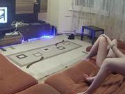 Girlfriends watching porn