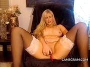 Homemade Porn Scene Of  Blonde
