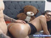 Samanthalatinaa from Tcams 2