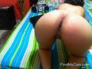 Hot latina cam show