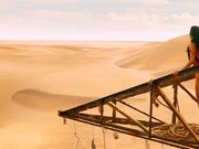 Megan Gale hot butts - Mad Max: Fury Road