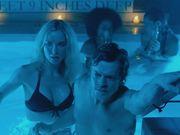Hot Bikini clad club girls in John Wick