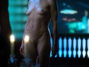 Kristin Lehman full naked in Altered Carbon