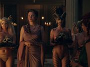 Spartacus house orgy