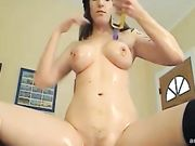 AbigailArcane - oil show and happy ending