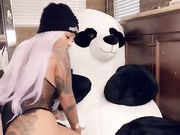 Brittanya Razavi - Teddy Bear Fuck