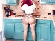 Brittanya Razavi - Kitchen