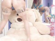 Brittanya Razavi - Anal play