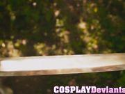 cosplaydeviants - princess of power