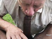 Black Man Pisses, Fucks & Cums In White Man's Face