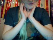 tsimfuckis (Megan S) showing her tits