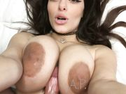 Alexa Pearl AKA MissAlexaPearl - Creamy POV B/G Sex Tape, Cum Swallow