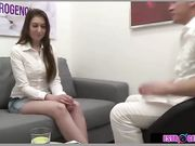 Doctor fuck the horny girl