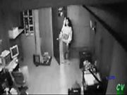 Hidden camera - Door-handle