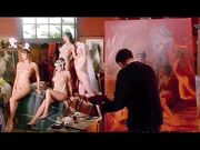 Sirens (nude painting scene)