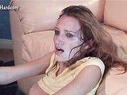 Big Sister Heather Pink Is A Worthless Whore - Max Hardcore (Universal Max 13)