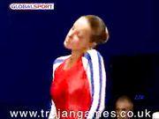 Gymnastic jump