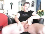 Markus Dubach masturbation (short)