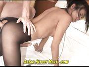 Ying Anal - AsianStreetMeat.com