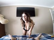 Amateur ANAL from Spanish Couple in the Bedroom - MadeInCanarias