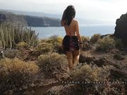Amateur Public Sex with Busty College Teen. madeinCanarias