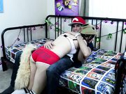 Bunnie Hughes - Boy Girl HD Pokemon Cosplay Sex