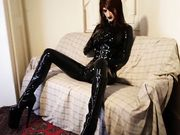 Latexdoll Alessa - Kinky afternoon for a latex doll