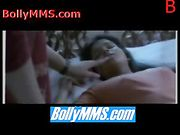 Sexy Hot  Samata Das Big Boobs fondled, Bed scene