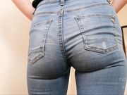 rebeccastilles69 - tight jeans and ass