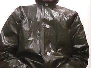 cum in raincoats