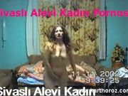 Turkish Sivaslı Alevi Kadın Porno